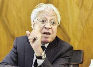 شوقي السيد: نناشد السيسي رفض مشروع قانون زيادة مرتبات الوزراء