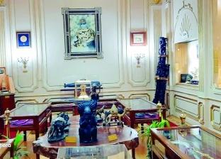 قصور الرئاسة.. مقتنيات بالملايين ملك الأجيال القادمة