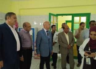 """""""صحة الشرقية"""": اجتماع لبحث تطوير الخدمات النوعية بمستشفى فاقوس"""