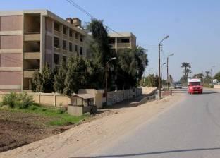 «أدريجية» الإعدادية.. مصيدة موت تهدد التلاميذ على طريق «القاهرة- بنى سويف»