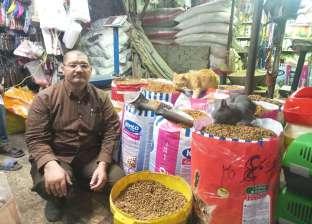"""""""سبيل عبودة"""" لإطعام حيوانات الشوارع: """"مقدرش أشوفهم جعانين وأمنعهم"""""""