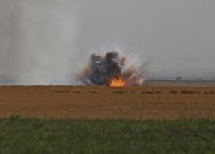 لجوء نحو ألف من الأكراد السوريين إلى العراق هربا من القصف التركي