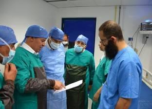 محافظ الدقهلية: شجعت الأطباء فقط ولم أجر العملية بنفسي