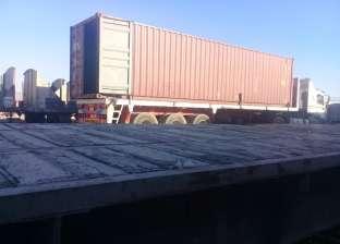 السكة الحديد: تسيير رحلات نقل البضائع من ميناء الدخيلة الى السد العالي