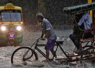 مقتل 12 بسبب الأمطار الغزيرة جنوب الهند