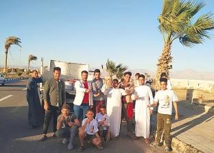 مبادرة لتنظيف وتجميل طور سيناء بمناسبة العيد القومي للمحافظة