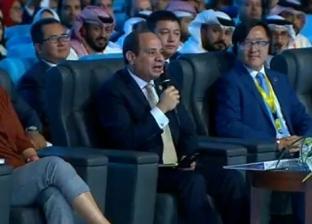 السيسي: العالم بحاجة إلى تطوير آليات عمل منع الصراعات وإحلال السلام