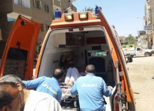 إصابة مساعد شرطة بهبوط في الدورة الدموية أثناء تأمينه لجنة بإدفو