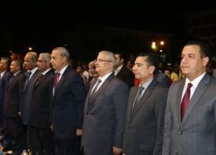 افتتاح المؤتمر الدولي لأقسام النساء والتوليد لجامعات جنوب الصعيد