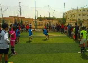انطلاق دوري كرة القدم بمدارس طور سيناء بتنافس قوي ومشاركة 16 فرقة