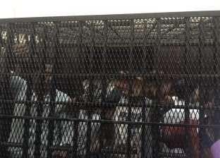 تأجيل إعادة محاكمة 16 متهما بسبب خلافات ثأرية بالصف لجلسة 30 نوفمبر