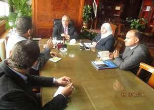 وزير الري يناقش الاستعدادات النهائية لأسبوع القاهرة للمياه