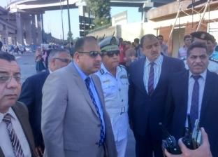 بعد وفاة طالب.. جامعة الأزهر تغلق البوابات الرئيسية على طريق النصر