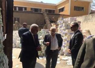 بالصور| وزير التعليم يتابع تطبيق النظام الجديد بأول يوم دراسي بأسيوط