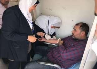 محافظة الغربية: 12 ألف حالة إصابة بفيروس سي في المستشفيات