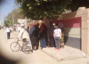 السيدات يتصدرن المشهد في الاستفتاء على تعديل الدستور بالمنيا