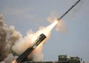 قوات دعم الشرعية باليمن تسقط صاروخ بالستي استهدف مدينة نجران السعودية