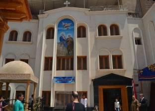 لجنة إعداد دراسات المواقع الأثرية بمسار العائلة المقدسة تناقش أعمالها