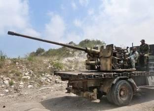 """""""سانا"""": الجيش السوري يتقدم في تلول الصفا بجنوب البلاد"""