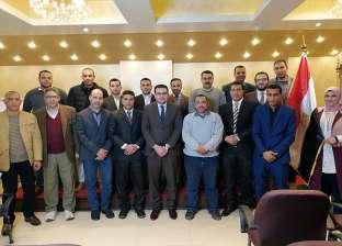 """تدشين مشروع """"بلاستيك مصر"""" لتشغيل الشباب في المحافظات"""