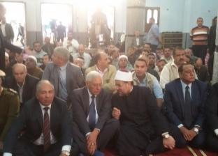 محافظ الدقهلية: 4 أسباب دفعتني كمسيحي لحضور افتتاح مسجد الصحابة