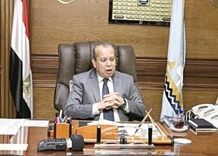 """محافظ كفر الشيخ: إنشاء أول منطقة حرة قريباً.. وبناء 3 فنادق لخدمة """"مسار العائلة المقدسة"""""""