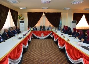 محافظ بورسعيد: الفترة المقبلة ستشهد نهضة كبرى في المشروعات الصناعية