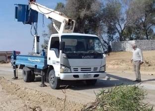 استعدادات جارية لتجهيز وافتتاح قرية الروضة بشمال سيناء
