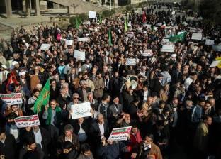 احتجاجات «طهران» تتسع.. و«واشنطن» تعلن تأييدها لمطالب المعارضين