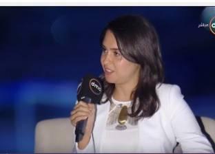 """شيماء أبو الخير: """"بنستخدم فن التصميم في جمع التبرعات"""""""
