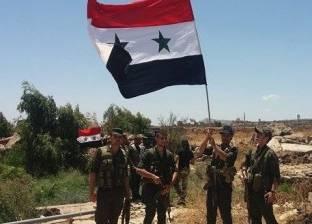 عاجل| رفع العلم السوري على مدينة القنيطرة المحررة
