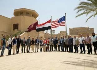 """افتتاح مهرجان في """"حب أفريقيا"""" بجامعة القاهرة"""