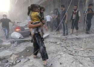 ميركل: سنبذل كل جهد لوقف تصعيد الأوضاع في الغوطة الشرقية