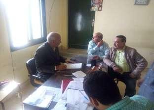 تشكيل لجنة لمتابعة الخدمات بقرية تنده بمركز ملوي في المنيا