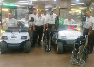 استعدادات مكثفة بمطار القاهرة لضمان سلامة المسافرين خلال الموجة الحارة