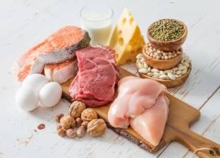 """""""دايت البروتين"""".. أفضل طريقة للتخسيس وحرق الدهون"""