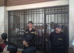 """بدء جلسة محاكمة المتهمين في قضية """"محطة مصر"""""""