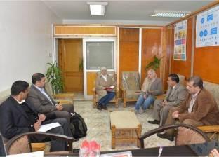 """مسؤول """"اليونيسيف"""" يشيد بتجربة محافظة أسيوط الرائدة في حماية الطفل"""