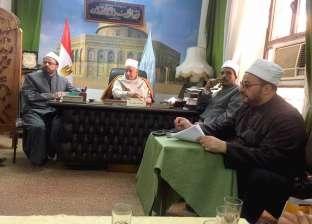"""وكيل """"أوقاف الإسكندرية"""" يطالب الأئمة بالحديث عن اهتمامات المواطن"""