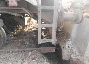 """شاهد عيان يروي لـ""""الوطن"""" تفاصيل حادث قطار منوف"""