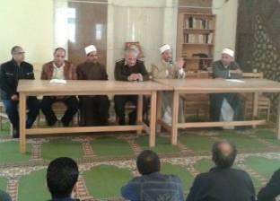 """لـ""""نشر الوعي الثقافي"""".. """"الداخلية"""" تنظم ندوة دينية في سجن """"أبوزعبل"""""""