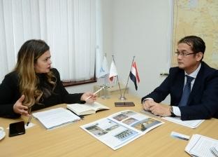 يوشيفومى أومورا: مصر المَنْفذ الرئيسى لعلاقات اليابان الاستراتيجية بمنطقة الشرق الأوسط وأفريقيا