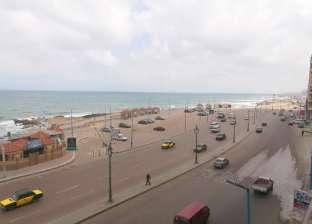 فتح مينائي الإسكندرية والدخيلة نظرا لتحسن الأحوال الجوية