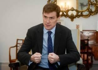 """سفير بريطانيا: إطلاق مبادرة """"مصر تبدأ"""" بمنحة قدرها 47 مليون جنيه"""