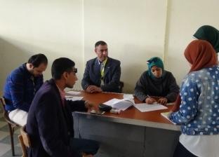 """جولة إعادة في انتخابات اتحاد طلاب كلية """"حقوق المنيا"""""""