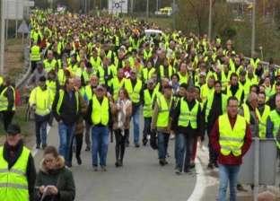 """فرنسا تشهد السبت التاسع من احتجاجات """"السترات الصفراء"""""""