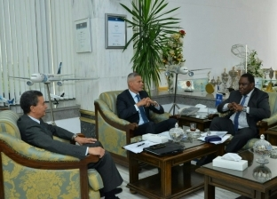 """رئيس """"مصر للطيران"""": نسخر إمكانياتنا للنهوض بالنقل الجوي في إفريقيا"""