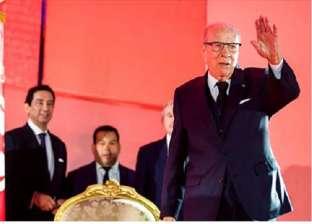 """عاجل  """"العربية"""" تحذف نبأ وفاة الرئيس التونسي الباجي قايد السبسي"""
