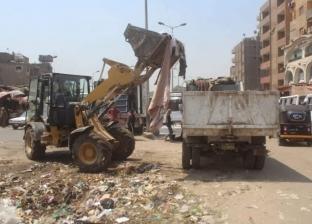الجيزة ترفع 35 ألف طن مخلفات أضاحي وقمامة في أيام العيد