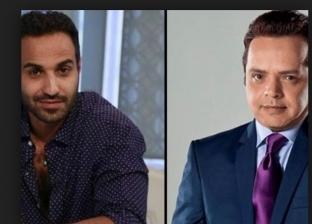 """بالفيديو.. أحمد فهمي: """"مقدرش أقطع هنيدي.. كلنا شغالين بسببه"""""""